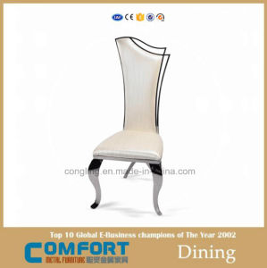 Wedding Used Stainless Steel Frame Restaurant Tables and Chairs