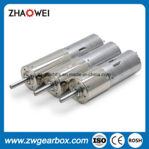 High Torque 12 Volt DC Gear Motor with Small Gearbox pictures & photos