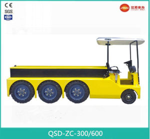 80V/700ah 40 Ton Heavy Duty Electric Tow Tractor with ISO