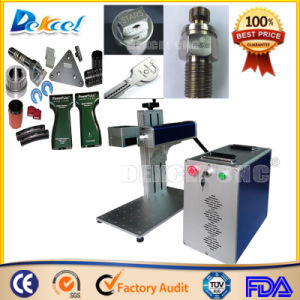 20W Marker Mini CNC Fiber Laser for Hardware Industry pictures & photos