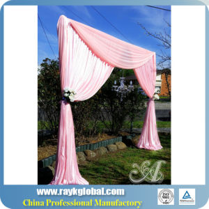 Wholesale Pipe and Drape Backdrop Pipe and Drape for Wedding pictures & photos