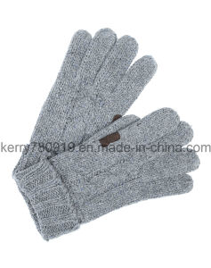 Child Fashion Warm Glove/Knitted Glove (DH-K111) pictures & photos