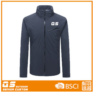 High Quality Sports Warm Colorful Jacket for Men pictures & photos