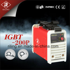 Smart Inverter IGBT Welder (IGBT-120P/140P/160P) pictures & photos