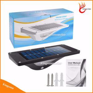 16LED Solar Motion Sensor Light Outdoor Solar Garden Light pictures & photos