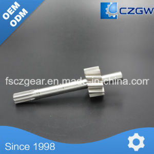 High Precision Customized Gear Transmission Shaft Gear Shafts Bevel Gear pictures & photos