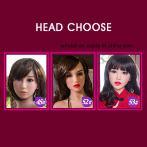 Lovely Face Sex Doll Head for Man, Lifelike Oral Sex Dolls Adult Toy Realistic pictures & photos
