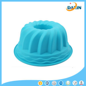 Sample Available Wholesale Pumpkin Food Grade New Silicone Cake Mold pictures & photos
