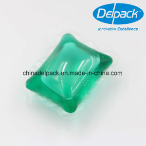 10g-25g Green Liquid Detergent Pod, Concentrated Washing Liquid Detergent Pod pictures & photos