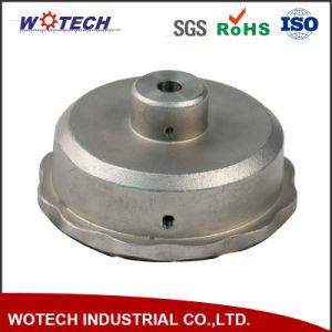 OEM Precision Aluminum Die Casting Spare Parts Investment Casting