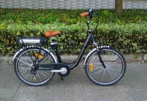 26inch Electric Bike Bicycle with Lithium Battery pictures & photos