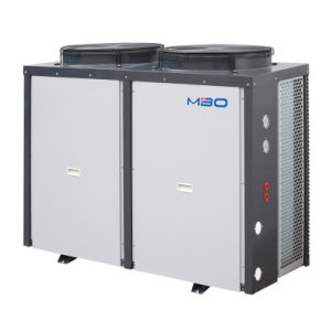 45~56kw Swimming Pool Hotels Factory Heat Pump Water Heater_60Hz pictures & photos