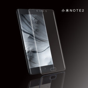 Mobile Phone Accessories Tempered Glass Screen Protector for Miui Note2