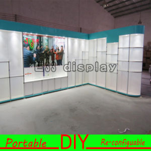Portable Aluminum Customized Modular Exhibition Booth Display Fair Stand pictures & photos