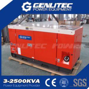 12kVA Single Phase Silent Kubota Diesel Generator (GPK12S-1P) pictures & photos