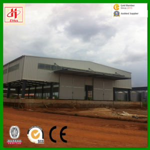 Famous Steel Structure Warehouse with ISO/BV/Ce/SGS Certification pictures & photos