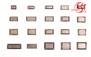 15mm*15mm*4.0mm 8ohm 0.5W SMD Mini Dynamic Speaker for Phone Pad Bluetooth pictures & photos