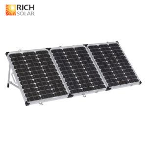 180W Tri-Folding Solar Panel Kit 12V Foldable Solar Kit pictures & photos