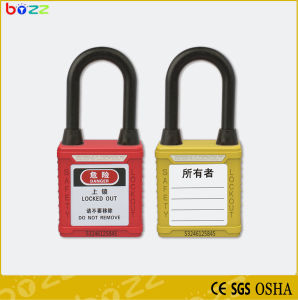 Bd-G11dp OEM Colorful Safety Padlock Lockout pictures & photos