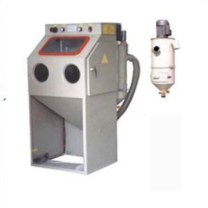 Sand Blasting Sandblaster Blast Machine for Casting After Welding Before Thermal Spraying Coating Surface Sandblast Treatment pictures & photos
