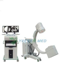 Hospital Ysx-C35D / C50d Mobile High Frequency Digital Pixels C-Arm X-ray Price pictures & photos