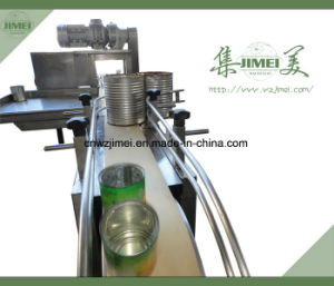 Empty Bottle Washing Machine/Yellow Peach Processing Machinery pictures & photos