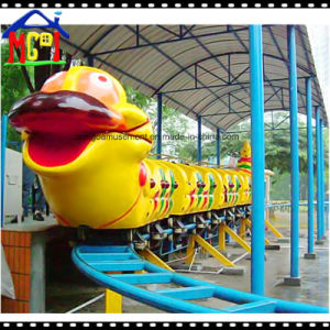 Electric Panda Little Train Amusement Park Equipment pictures & photos