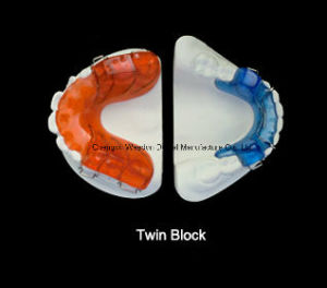 Twin Block Orthodontic pictures & photos