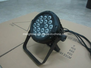 12/18*18W Rgbwauv 6in1 LED PAR 64 / LED Wall Washer Light Waterproo IP 65 pictures & photos