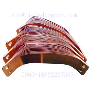 Flexible Electric Copper Busbar Soft Connection pictures & photos