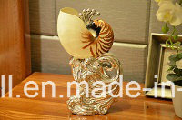 Hot Selling ODM Animal Shell Resin Craft pictures & photos