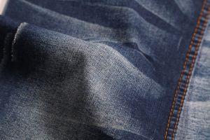 12s Tr Right Twill Elastice Denim Fabric 9.5oz pictures & photos