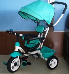 High Quality Three Wheels Kids Tricycle with European Standard (CA-BT303) pictures & photos