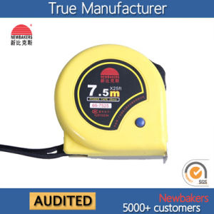 Newbakers Hand Tools Metric Steel Measuring Tape (66-7525) pictures & photos