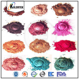 Pearlescent Pigment Powders Manufacturer pictures & photos