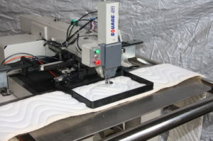 Automatic Zigzag Border Label Machine pictures & photos