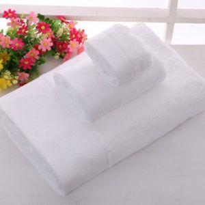 Fashion Design Cotton Terry Bath Towels (DPFT8038) pictures & photos