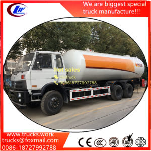 20000 Liter Mobile Dispenser Delivery LPG Gas Tank Truck pictures & photos