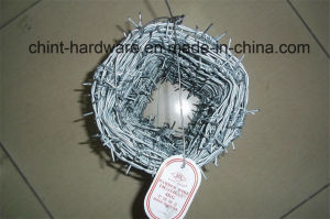 China Professional Maker Barbed Wire/Barbed Wire Fence pictures & photos