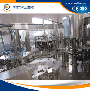 Automatic Juice Bevarage Filling Machine for Small Pet Bottles pictures & photos