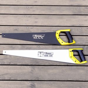 "26"" Woodworking Tools 65mn Steel 4tpi Hand Saw pictures & photos"