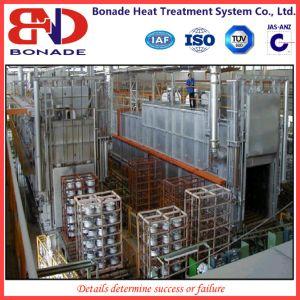 Aluminum Alloy Heat Treatment Line for Aluminum T6 Heat Treatment pictures & photos