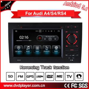 Android 5.1 Car DVD GPS Hualingan Hl-8745 Phone Connections Car DVD Player for Audi A4 S4 GPS pictures & photos
