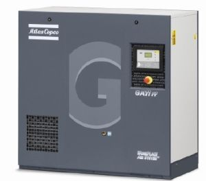 Atlas Copco Oil-Free Screw Air Compressor pictures & photos
