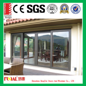 Aluminium Sliding Door and Window for New House pictures & photos