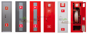 Metal Fire Hydrant Cabinet/Metal Single Door 6kg Entinguisher Cabinet pictures & photos