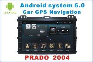 Car DVD Player with Bluetooth/WiFi/GPS/Capacitive Screen for Toyota Prado Android 5.1 System pictures & photos