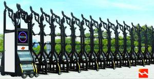 Stainless Steel Fence Door / Electric Retractable Door pictures & photos