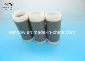 Elastic Silicone Rubber Cold Shrink Tubing pictures & photos