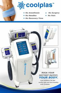 Cool Tech Fat Freezing Slimming Coolplas Cryolipolysis Kryolipolyse Fat Removal Machine pictures & photos